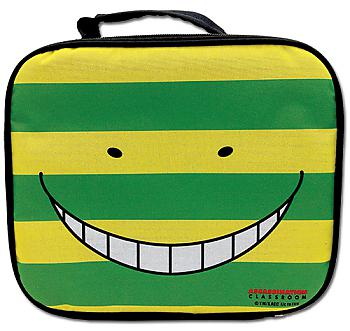 Assassination Classroom Lunch Bag - Koro Sensei Mockery