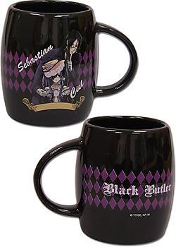 Black Butler Mug - Sebastian & Ciel Dress