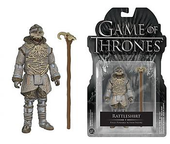 Game of Thrones 3 3/4'' Action Figure - Rattleshirt
