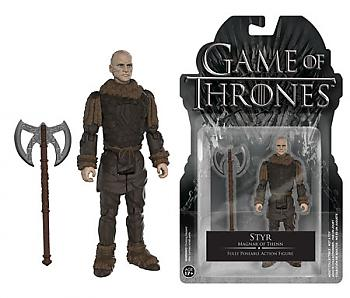 Game of Thrones 3 3/4'' Action Figure - Styr