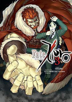 Fate/Zero Manga Vol.   3
