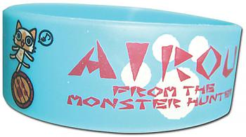 Airou From The Monster Hunter Wristband - Group