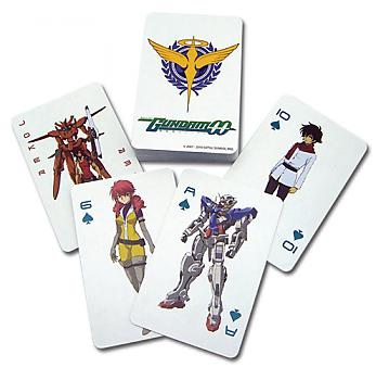 Gundam 00 Playing Cards