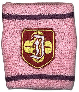 A Certain Magical Index Sweatband - School Emblem