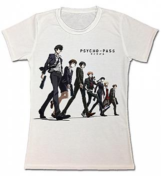 Psycho-Pass T-Shirt - Key Visual (Junior XL)