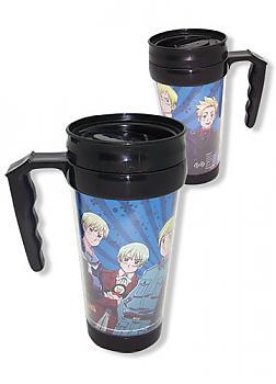 Hetalia World Series Tumbler Mug with Handle - Group