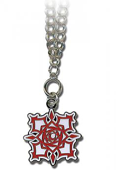 Vampire Knight Bracelet - Cross Academy Rose Logo