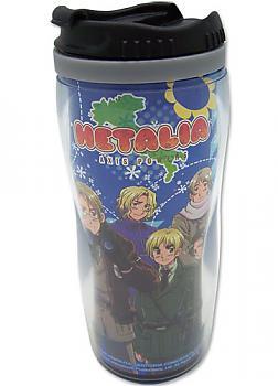 Hetalia: Axis Powers Tubmler Mug - Friends