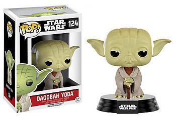 Star Wars POP! Vinyl Figure - Dagobah Yoda