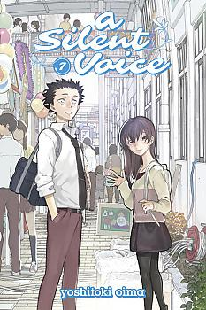 Silent Voice, A Manga Vol.   7