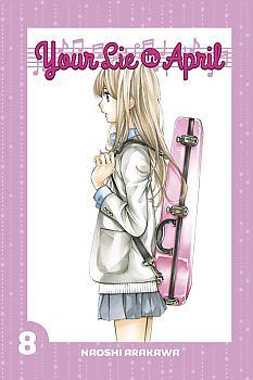 Your Lie in April Manga Vol.   8
