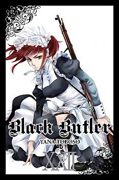 Black Butler Manga Vol.  22