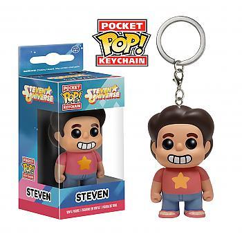 Steven Universe Pocket POP! Key Chain - Steven