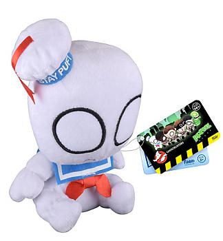 Ghostbusters Mopeez Plush - Stay Puft