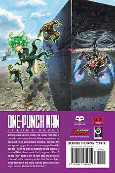 One-Punch Man Manga Vol.   7