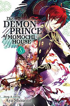 Demon Prince of Momochi House Manga Vol.   5