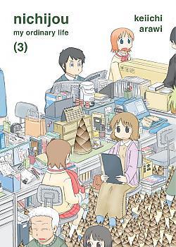 Nichijou Manga Vol.   3