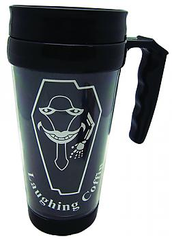 Sword Art Online Tumbler Mug with Handle - Laughing Coffin