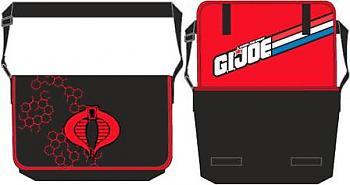 G.I. Joe Messenger Bag - Red COBRA Logo
