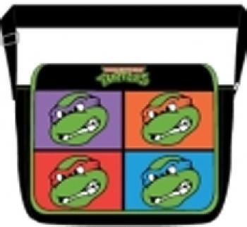 Teenage Mutant Ninja Turtle Messenger Bag - Four Square