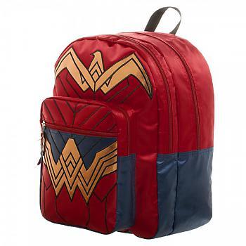 Batman v Superman Backpack - Wonder Woman (Dawn of Justice)