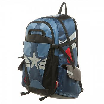 Captain America Backpack - Suit Up Civil War