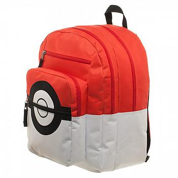 Pokemon Backpack - Pokeball