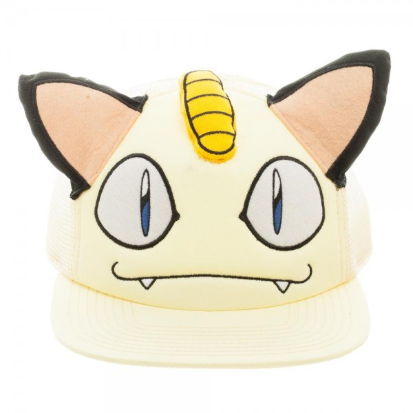 Pokemon Meowth Plush - Walmart.com