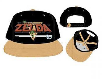 Zelda Cap - Classic Logo