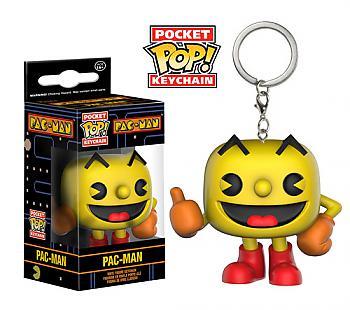 Pac-Man Pocket POP! Key Chain - Pac-Man