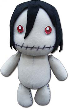 Black Butler Plush - Sebastian Made by Grell