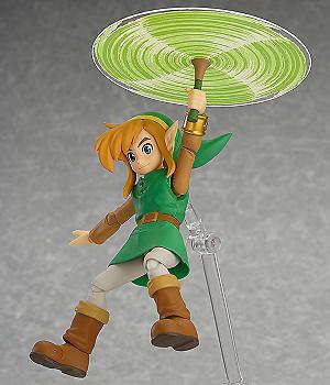 Zelda Figma Action Figure - Link DX (A Link Between Two Worlds)