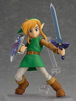 Zelda Figma Action Figure - Link Standard (A Link Between Two Worlds)