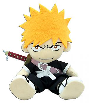 Bleach 8'' Plush - Ichigo Sitting