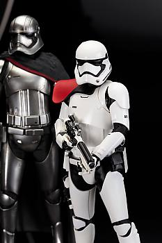 Star Wars ArtFX+ 1/10 Scale Figures - First Order Stormtrooper (The Force Awakens)