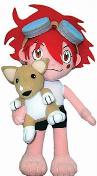 Cowboy Bebop 8'' Plush - Ed with Ein