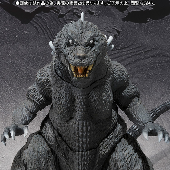 godzilla s h monsterarts action figure godzilla 2001 archonia us