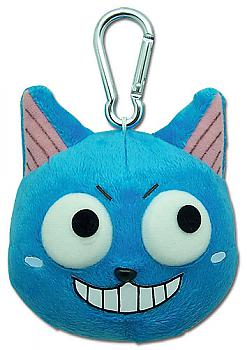 Fairy Tail Clip Plush - Happy