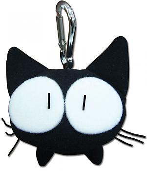 FLCL Clip Plush - Takkun Cat