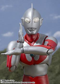 Ultraman S.H. Figuarts Action Figure - Ultraman