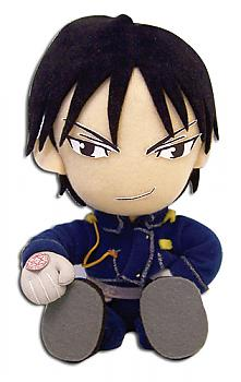Fullmetal Alchemist Brotherhood Plush - Roy Sitting