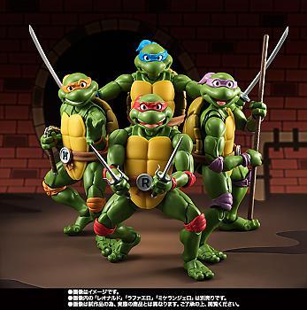 Teenage Mutant Ninja Turtles S.H. Figuarts Action Figure - Donatello