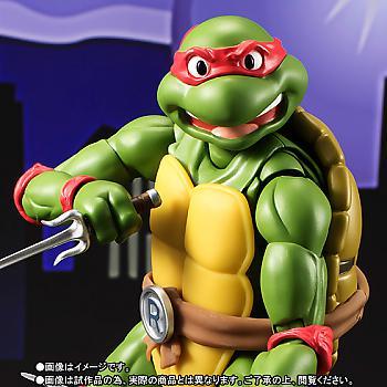Teenage Mutant Ninja Turtles S.H. Figuarts Action Figure - Raphael