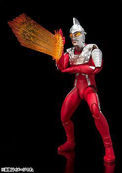 Ultraman Action Figure - Ultra Seven Ultra Act