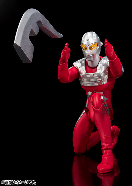 Ultraman Action Figure - Ultra Seven Ultra Act @Archonia_US