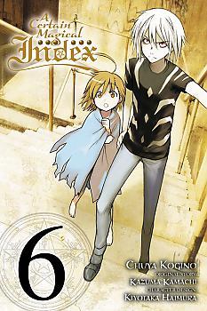 Certain Magical Index Manga Vol.   6