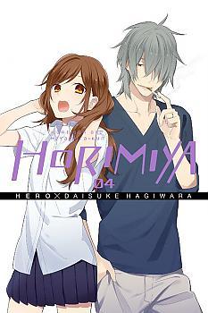Horimiya Manga Vol.   4