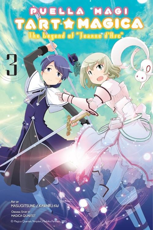Puella Magi Tart Magica: The Legend of Jeanne d'Arc Manga Vol  3