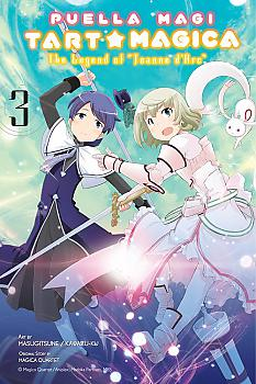 Puella Magi Tart Magica: The Legend of Jeanne d'Arc Manga Vol.   3
