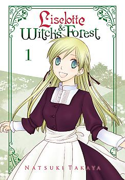 Liselotte & Witch's Forest Manga Vol.   1